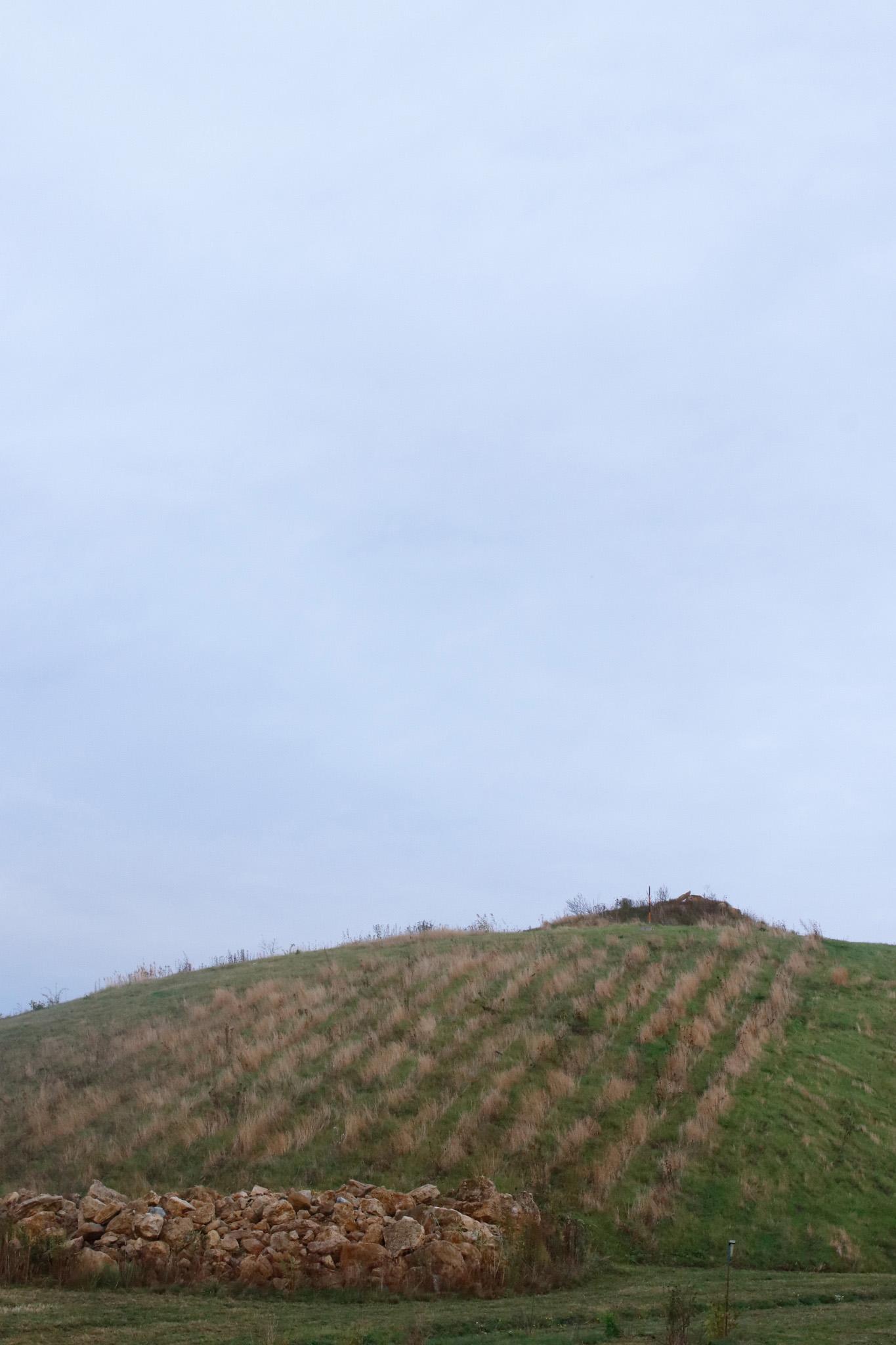 Hügellandschaft , Nathalie Heinke