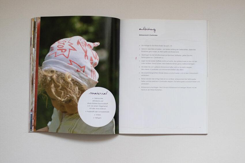 Kinderspiel Buchseite
