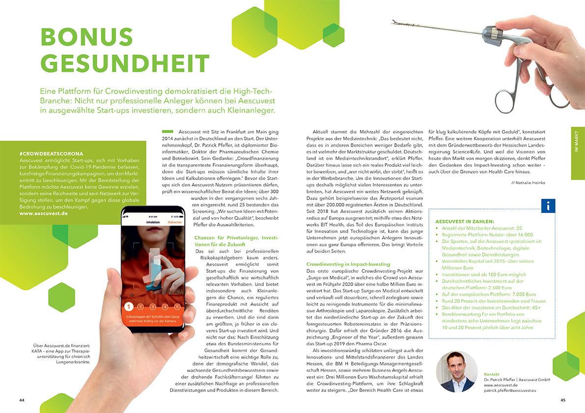 Technologieland Magazin